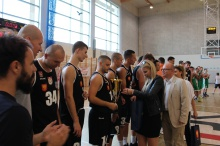 """I Międzynarodowy Turniej """"Kielce Basket Cup"""""""