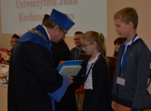 Inauguracja Uniwersytetu Dziecięcego