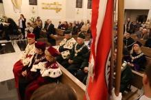 Msza święta na inaugurację