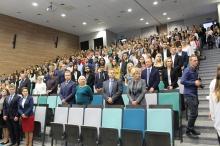 Inauguracja roku akademickiego 2018/19 na Wydziale Lekarskim i Nauk o Zdrowiu