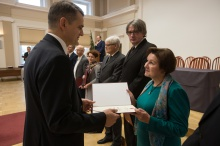 Odznaczenia państwowe i Nagrody Rektora