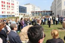 Dzień Geografa i otwarcie lapidarium