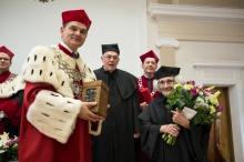 Profesor Wiktoria Śliwowska Doctor Honoris Causa UJK