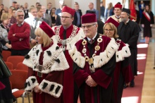 Dr Peter Seyboth nowym doktorem honoris causa UJK