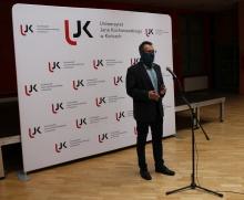 """XXIX Ogólnopolska e-Konferencja Studenckich Kół Naukowych """"Człowiek i jego środowisko""""."""