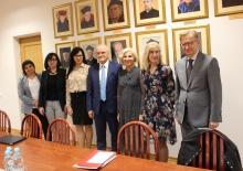 Kolegium Rektorskie w nowym składzie