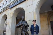 Pierwsza podwójna praca doktorska Kristine Petrosyan